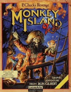 Monkey Island 2: LeChuck's Revenge per Amiga