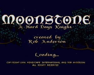 Moonstone per Amiga