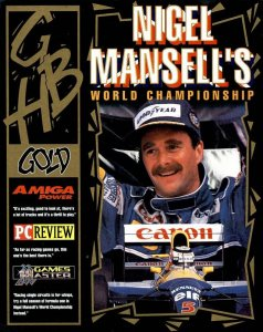 Nigel Mansell's World Championship per Amiga