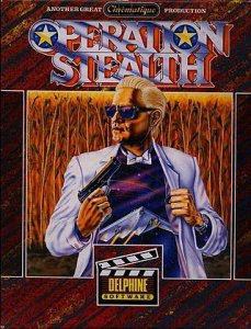 Operation Stealth per Amiga
