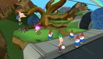 Phineas and Ferb: Across the 2nd Dimension - Trailer di lancio