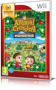 Animal Crossing: Let's Go to the City per Nintendo Wii