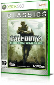Call of Duty 4: Modern Warfare per Xbox 360