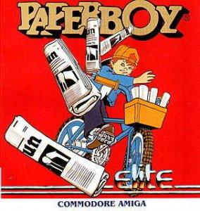 Paperboy per Amiga