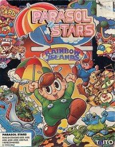 Parasol Stars per Amiga