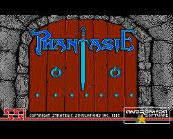 Phantasie per Amiga