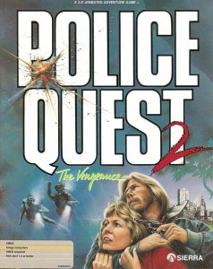 Police Quest 2: The Vengeance per Amiga
