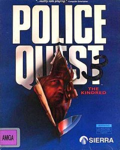 Police Quest 3: The Kindred per Amiga
