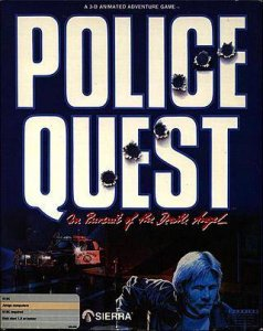 Police Quest: In Pursuit of the Death Angel per Amiga