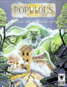 Populous II per Amiga