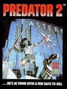 Predator 2 per Amiga