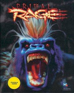 Primal Rage per Amiga