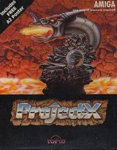 Project: X per Amiga