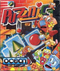 Puzznic per Amiga