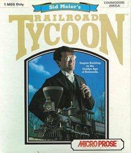 Railroad Tycoon per Amiga