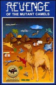 Revenge of the Mutant Camels per Amiga