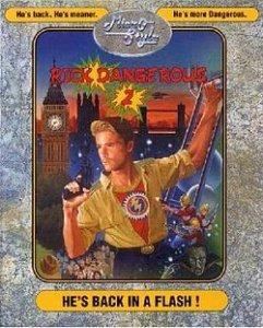 Rick Dangerous II per Amiga