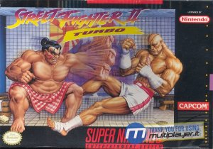 Street Fighter II Turbo: Hyper Fighting per Super Nintendo Entertainment System