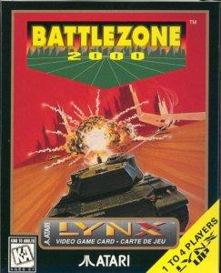 Battlezone 2000 per Atari Lynx
