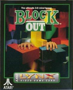Blockout per Atari Lynx