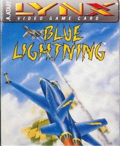 Blue Lightning per Atari Lynx