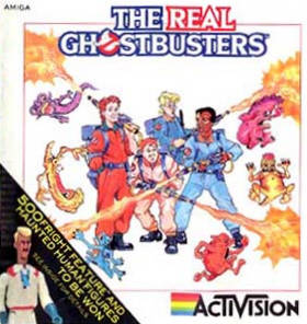 Real Ghostbusters, The per Amiga