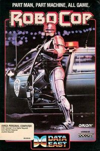 Robocop per Amiga
