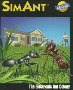 SimAnt: The Electronic Ant Colony per Amiga