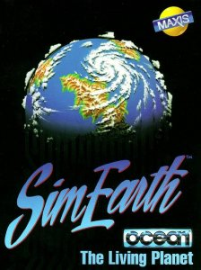 SimEarth: The Living Planet per Amiga