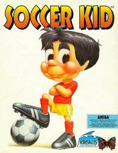 Soccer Kid per Amiga