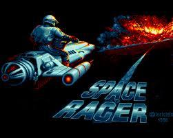 Space Racer per Amiga