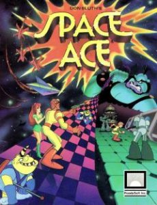 Space Ace per Amiga