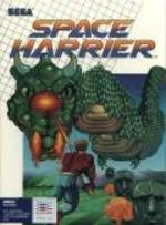Sega Ages: Space Harrier per Amiga