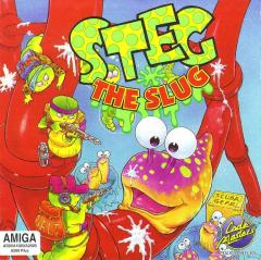 Steg The Slug per Amiga