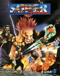 Super Street Fighter II Turbo per Amiga