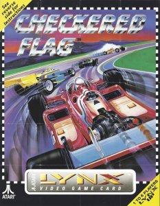Checkered Flag per Atari Lynx