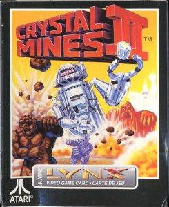 Crystal Mines II per Atari Lynx