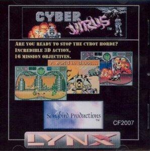 Cybervirus per Atari Lynx