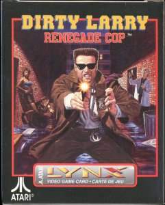 Dirty Larry: Renegade Cop per Atari Lynx