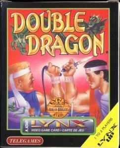 Double Dragon per Atari Lynx