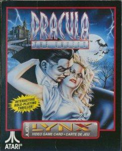 Dracula the Undead per Atari Lynx