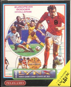 European Soccer Challenge per Atari Lynx