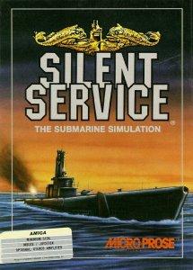 Silent Service per Amiga