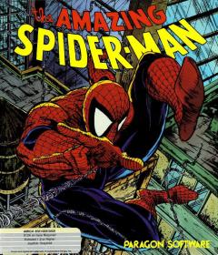The Amazing Spider-Man per Amiga