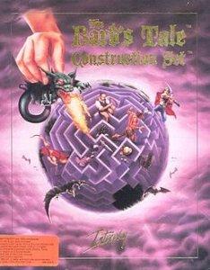 The Bard's Tale Construction Set per Amiga