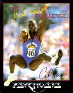 The Carl Lewis Challenge per Amiga
