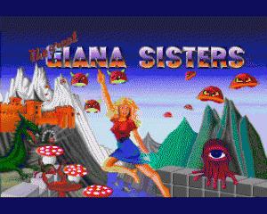 The Great Giana Sisters per Amiga