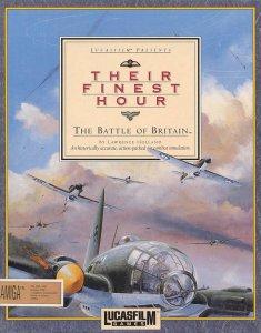 Their Finest Hour: The Battle of Britain per Amiga