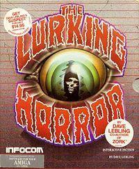 The Lurking Horror per Amiga