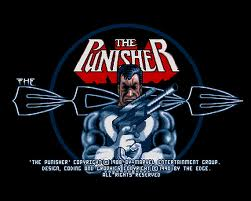 The Punisher (Il Punitore) per Amiga